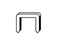 klammern 5 x 25 mm f r druckluft tacker 3000 st ck neu ebay. Black Bedroom Furniture Sets. Home Design Ideas